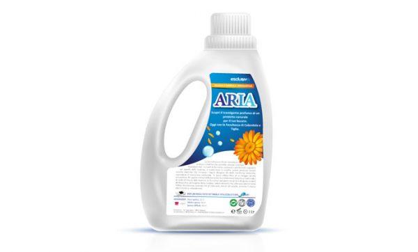 Detersivo bucato igienizzante con tormalina - ARIA