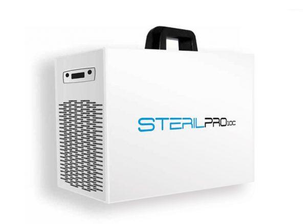 Sterilpro100 - Sanificazione ad Ozono Stop a Virus e Batteri