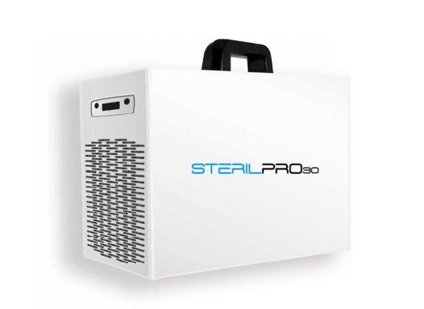 Generatore di ozono per l'igienizzazione di locali Sterilpro30