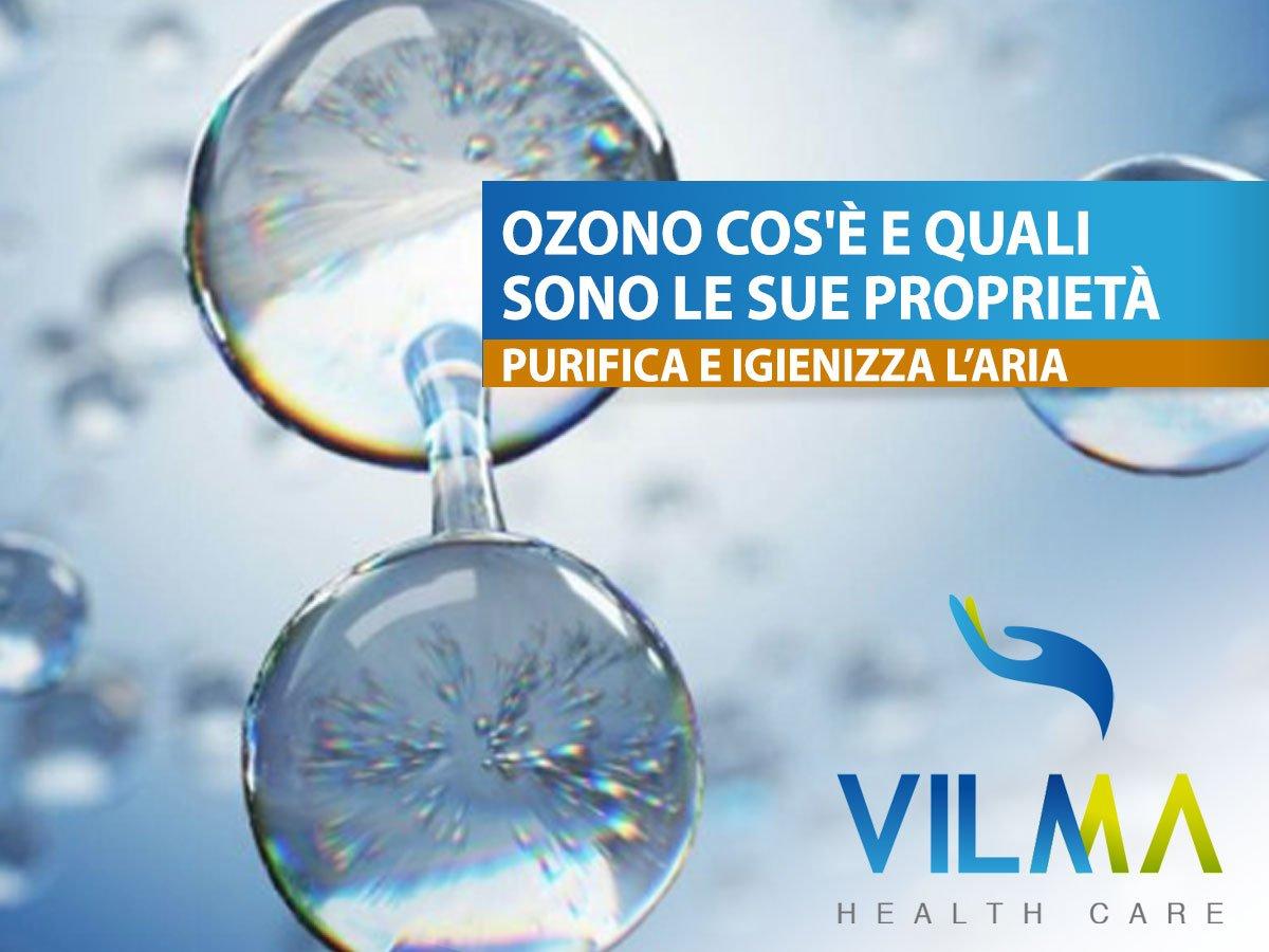 pirificazione ad ozono inattiva i virus elimina muffe e batteri