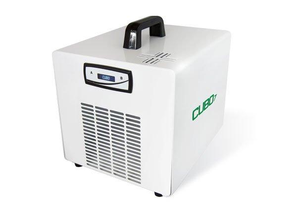 Sanificazione a Ozono per ambienti sanitari Stop Virus - Cubo7
